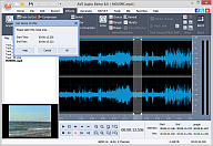 AVS Audio Editor. Click to see the full-size image.