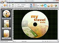 AVS Cover Editor. Cliquez pour agrandir l'image